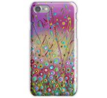 Heaven on Earth - Flower Meadow iPhone Case/Skin
