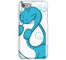 Chinese Dragon Cat (Day) iPhone Case/Skin