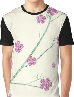Spring cherry flowers Graphic T-Shirt