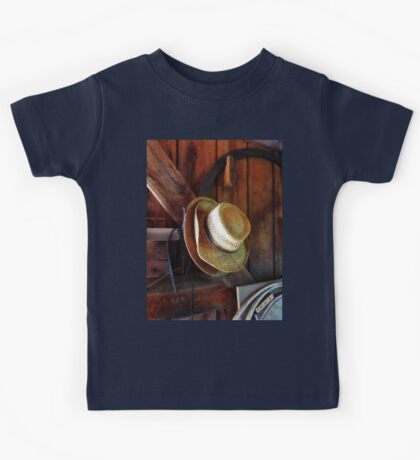 Farmer's Staw Hats Kids Tee