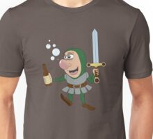 Drunken RPG Knight! Unisex T-Shirt