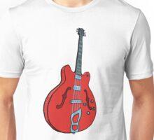 Electro-acoustic bass guitar Unisex T-Shirt