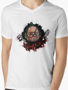 Pudge The Butcher Dota 2 Shirts Mens V-Neck T-Shirt