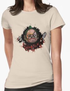 Pudge The Butcher Dota 2 Shirts Womens Fitted T-Shirt