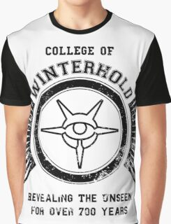 College of winterhold Graphic T-Shirt