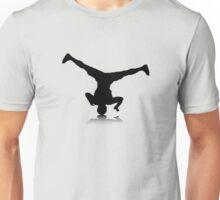 Breakdancer (spin) Unisex T-Shirt