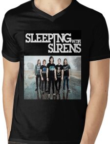 Sleeping With Sirens 1 Mens V-Neck T-Shirt