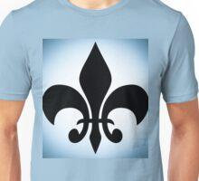 Fleur De Lis. Unisex T-Shirt