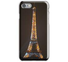 Eiffel Tower Sparkles iPhone Case/Skin