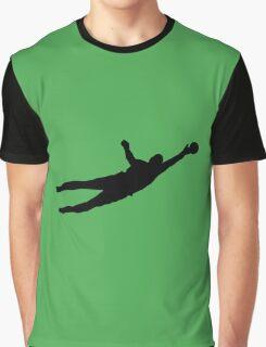 Goalie Parry Graphic T-Shirt