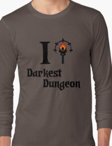 Darkest Dungeon Love Long Sleeve T-Shirt