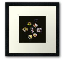 Bird lover Framed Print