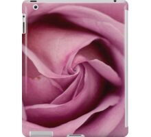 Pink Rose - Colored Pencil Drawing iPad Case/Skin