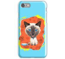 Siamese Cat iPhone Case/Skin