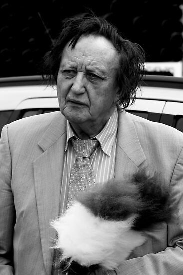 Ken Dodd by Paul Reay