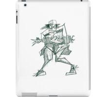 argh! iPad Case/Skin
