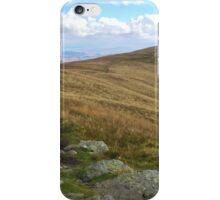 Kidsty Pike, Cumbria, UK iPhone Case/Skin