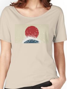 Japan Art Women's Relaxed Fit T-Shirt