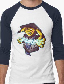 Pikayi Men's Baseball ¾ T-Shirt