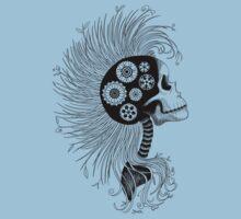 Eco Skull One Piece - Short Sleeve