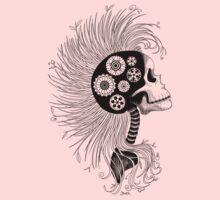 Eco Skull Baby Tee