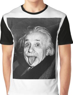 Einstein - ONE:Print Graphic T-Shirt