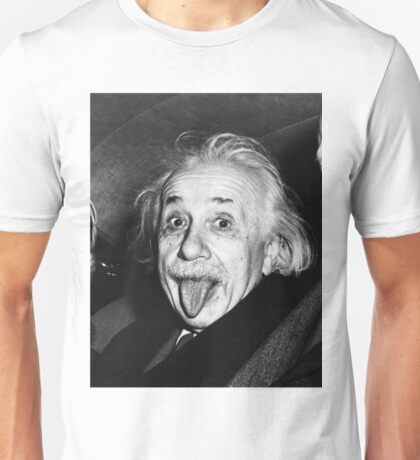 Einstein - ONE:Print Unisex T-Shirt