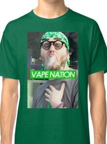 VAPE NATION Classic T-Shirt