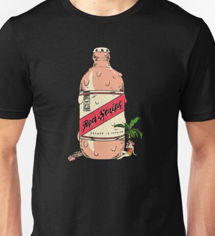 Jamaican Red Stripe Beer  Unisex T-Shirt