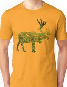 flowers in elk Unisex T-Shirt