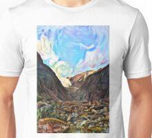 Deep Glacier Unisex T-Shirt