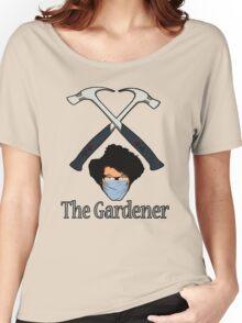 Maurice Moss The Gardener Women's Relaxed Fit T-Shirt