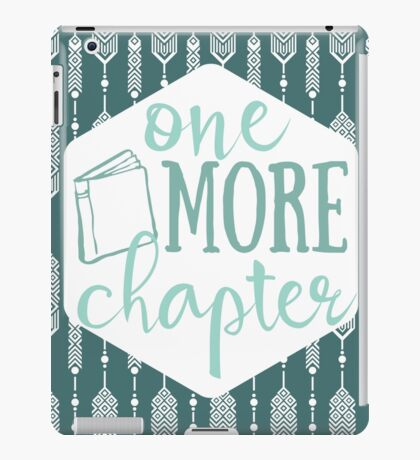 One More Chapter - Tribal iPad Case/Skin