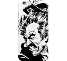 well, that was close iPhone Case/Skin