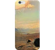 Mars Sunset iPhone Case/Skin