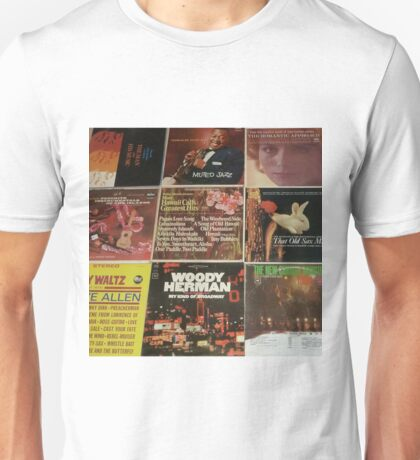 Vintage Records Collection 1I Unisex T-Shirt