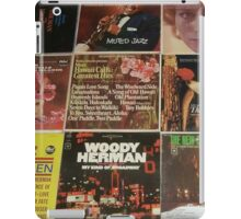 Vintage Records Collection 1I iPad Case/Skin