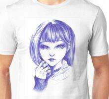 Too Shy Unisex T-Shirt