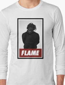 Travis scott [4K] Long Sleeve T-Shirt