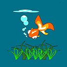 Goldfish by telberry
