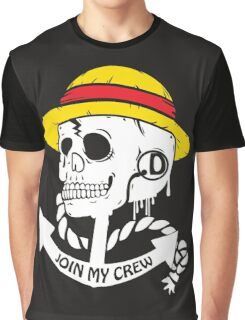 join my crew Graphic T-Shirt
