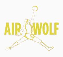 Air Wolf Kids Tee