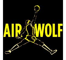 Air Wolf Photographic Print