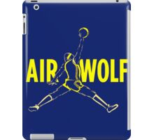 Air Wolf iPad Case/Skin