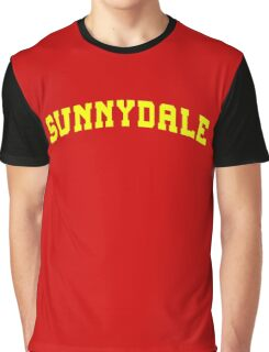 SUNNYDALE - Buffy Movie Graphic T-Shirt