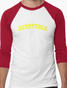 SUNNYDALE - Buffy Movie Men's Baseball ¾ T-Shirt