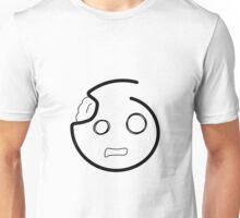 smiley - zombie Unisex T-Shirt