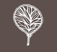 tree doodle pattern Unisex T-Shirt