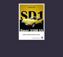 Rover SD1 Classic Car Advert Unisex T-Shirt