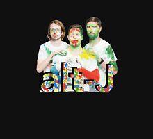 Alt J Band Paint Unisex T-Shirt